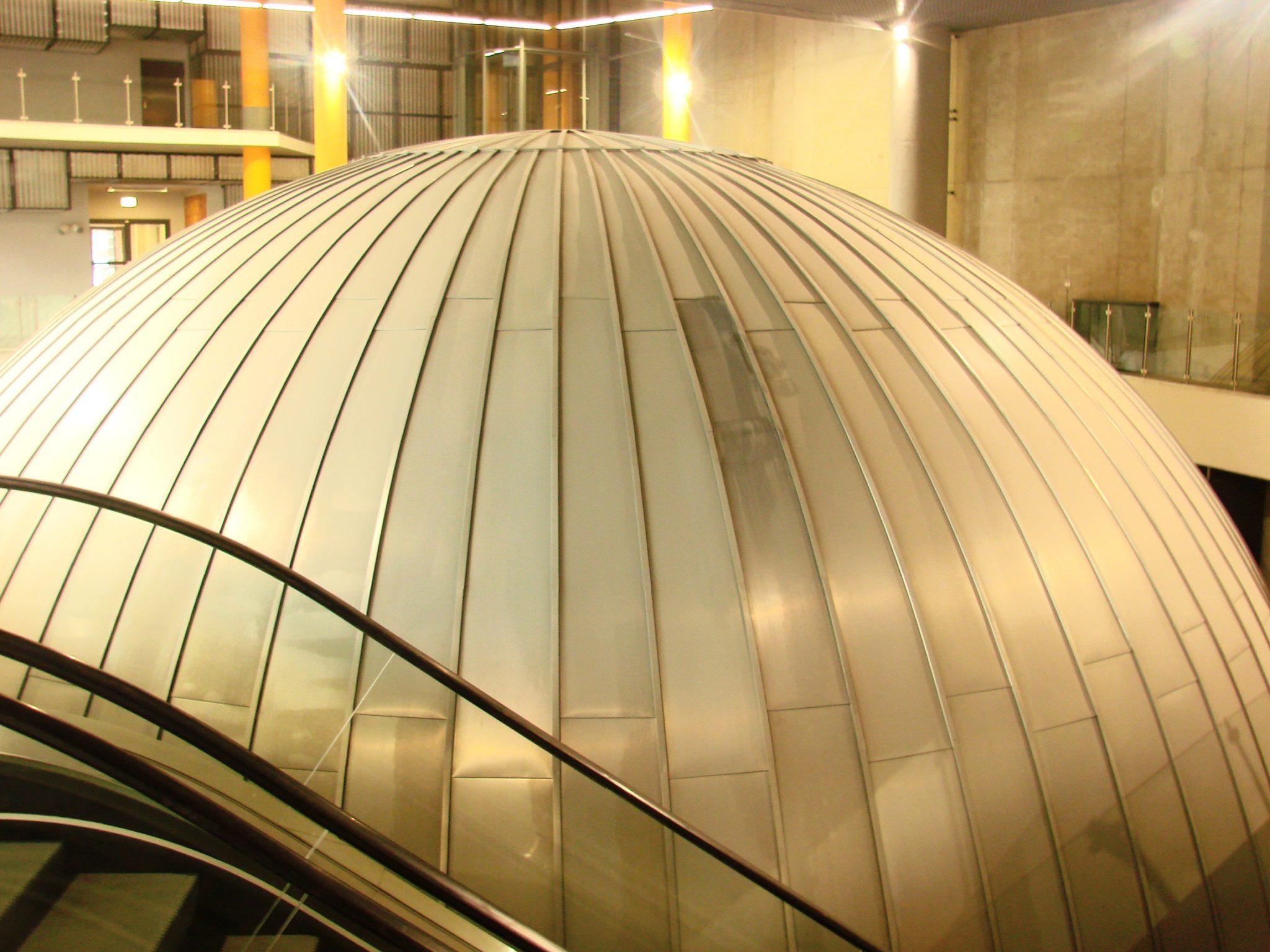 Elektrociepłownia EC1 w Łodzi – Planetarium