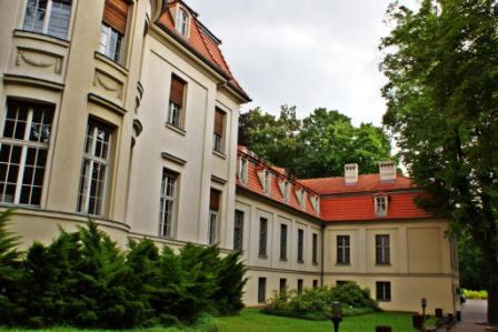 Pałac biedermannów w Łodzi